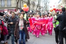 Nouvel An chinois (Paris, 1er février 2015) -