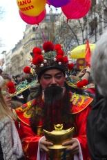 Nouvel An chinois (Paris, 1er février 2015) - Portraits