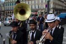 Quartier Louvre-Rivoli en fête (septembre 2015). Musiciens : Grand Marabout