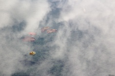 Nuage (15 octobre 2015) - Nuage, brume, fumée, reflet? Que voit-on réellement?