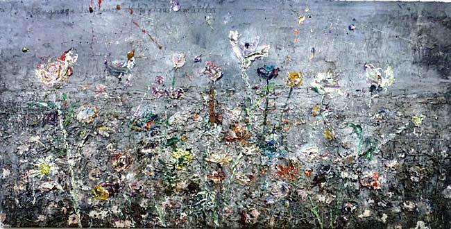 """Anselm Kiefer, """"Le langage des fleurs et des choses muettes"""", 1995-2015"""