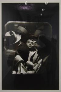 Louis Stettner, Odd Man Inn, série Penn Station, 1958