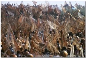 Bruno Barbey, festival de la pêche, Sokoto, Nigeria, 1977