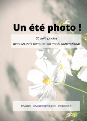 """Un été photo"" : couverture"