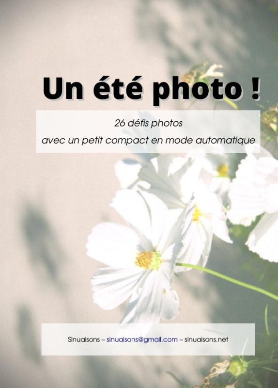 """""""Un été photo"""" : couverture"""