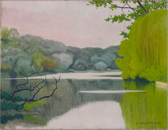 Lac Saint-James, matin, 1918