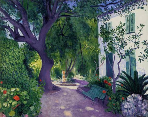 Albert Marquet, Le gros olivier, 1943