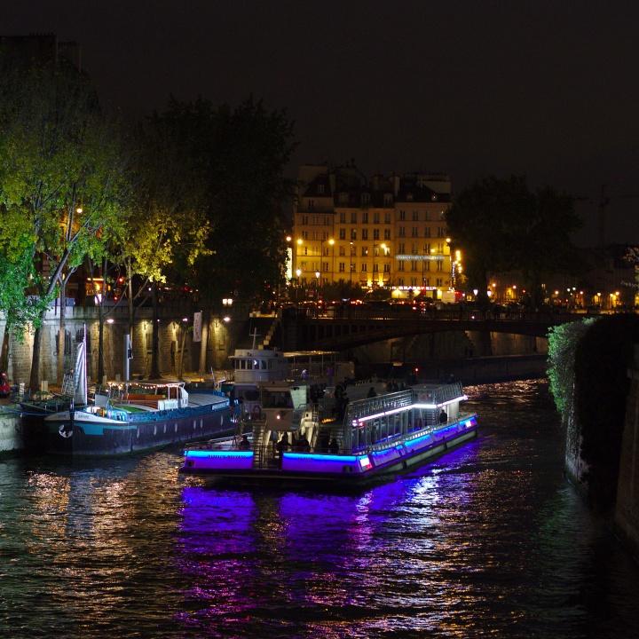 Paris, novembre 2016