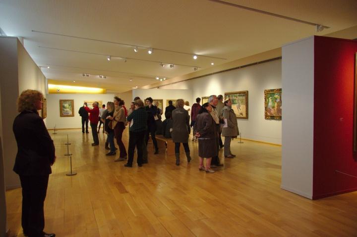 Musée des impressionnismes de Giverny, exposition Sorolla (novembre 2016)