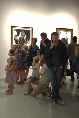 Musée des Beaux-Arts de Bruxelles, juin 2015