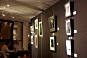 """Vernissage de l'exposition """"Les Buressois ont du talent"""", septembre 2017"""