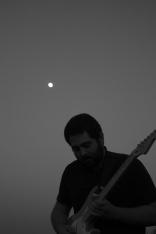 le guitariste, Brionne, 2017