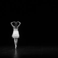 La danseuse, Les Ulis, 2016