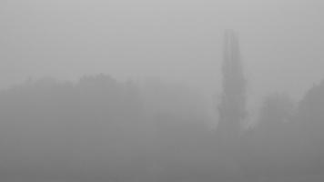 Brume d'octobre, octobre 2017