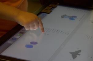 """Interagir avec des """"vrais"""" objets sur des écrans tactiles, FDS 2017"""
