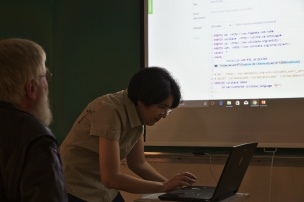 Karima Rafes, Comment construire son propre tricorder, FDS 2017